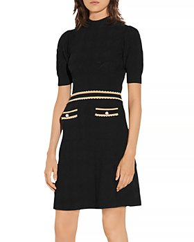 Sandro - Meryle Knit Dress