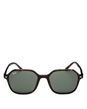 Ray-Ban - Unisex John Square Sunglasses, 53mm