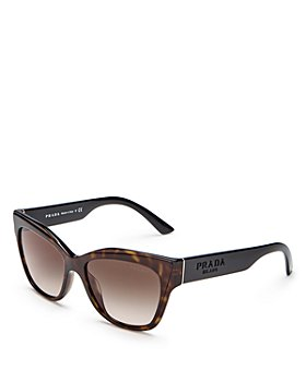 Prada - Women's Cat Eye Sunglasses, 53mm