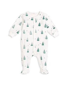 FIRSTS by petit lem - Boys' Tree Print Footie - Baby