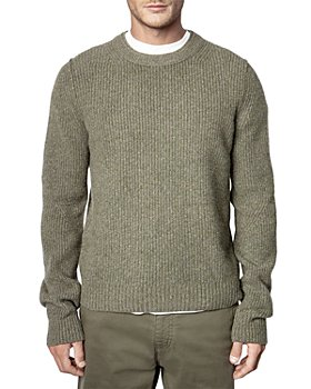 Zadig & Voltaire - Kennedy Cashmere Ribbed Sweater