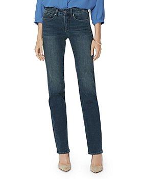 NYDJ - Marilyn Straight Leg Jeans in Prosperity