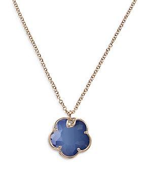 Pasquale Bruni - 18K Rose Gold Petit Joli Diamond Pendant Necklace
