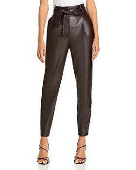 A.L.C. - Cobey Faux Leather Pants