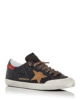 Golden Goose Deluxe Brand - Unisex Superstar Lace Up Sneakers - 100% Exclusive