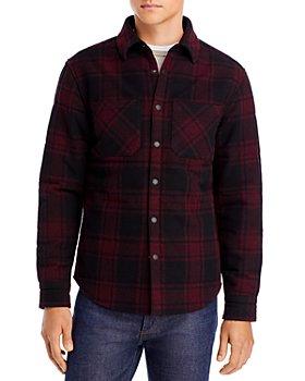 Michael Kors - Buffalo Plaid Shirt