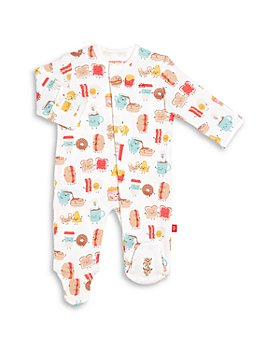 MAGNETIC ME - Unisex Better Together Printed Footie - Baby