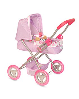 """Manhattan Toy - Stella Collection Baby Doll Buggy for 12"""" & 15"""" Dolls - Ages 3+"""