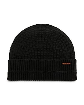 Ted Baker - Textured Beanie Hat
