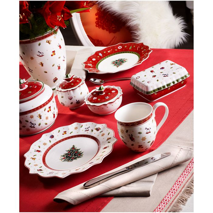 Villeroy & Boch - Toy's Delight Dinnerware Collection