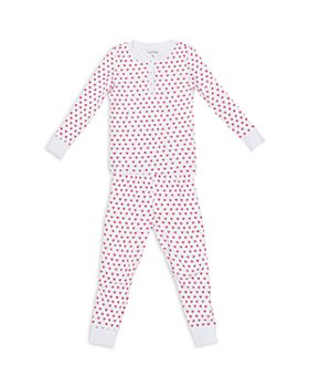 Roller Rabbit - Girls' Heart Pajama Set - Little Kid, Big Kid
