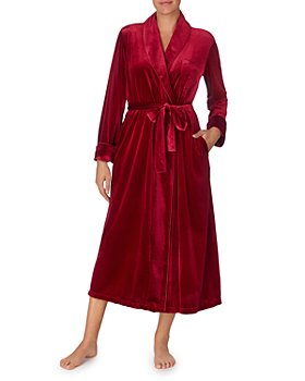Ralph Lauren - Long Velvet Wrap Robe