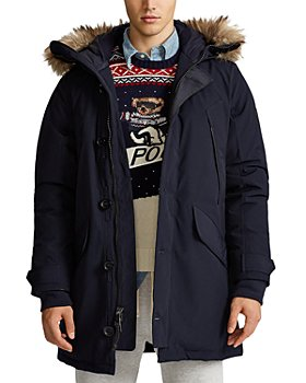 Polo Ralph Lauren - Annex Faux Fur Trimmed Down Parka