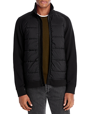 Vince Slim Fit Quilted Jacket