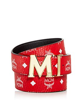 MCM - Men's Reversible Monogramed Belt