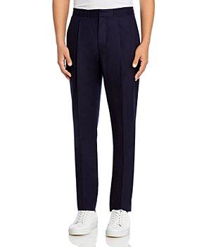 Officine Générale - Drew Single-Pleat Flannel Pants