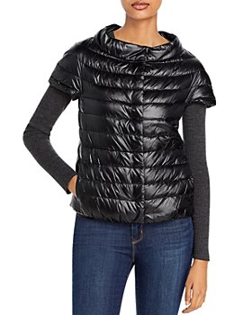 Herno - Emilia Cap Sleeve Puffer Jacket