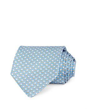 Salvatore Ferragamo - Simba Silk Classic Necktie