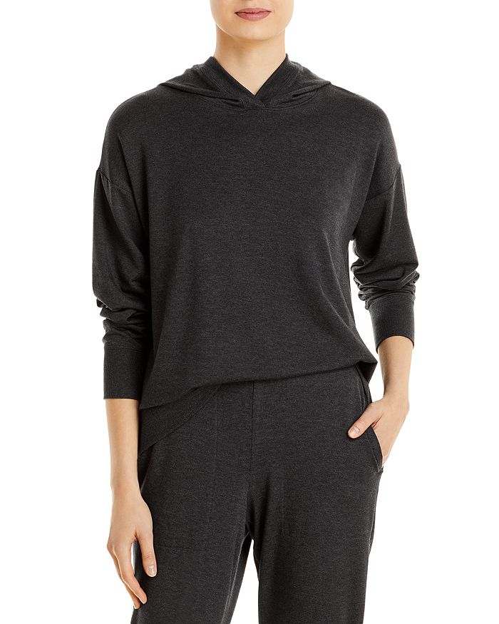 Eileen Fisher - Hooded Top