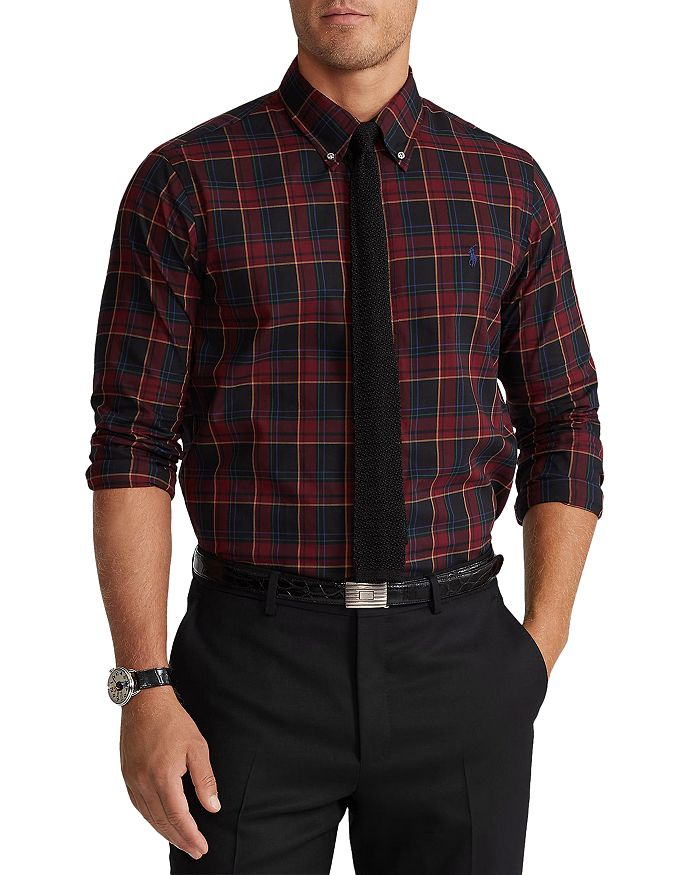 Polo Ralph Lauren - Classic Fit Plaid Twill Shirt