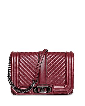 Rebecca Minkoff - Love Small Quilted Crossbody
