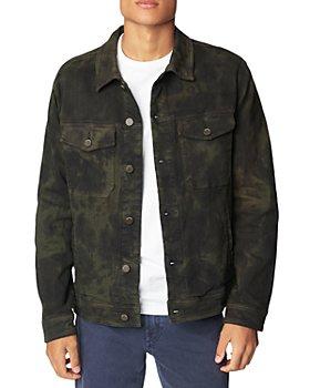 BLANKNYC - Tie Dye Trucker Jacket