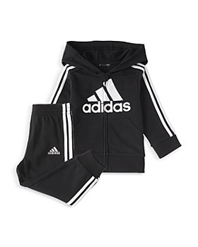 Adidas - Boys' Hoodie & Jogger Pants Set - Little Kid