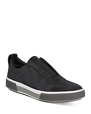 Vince MEN'S RANGER SUEDE SLIP-ON SNEAKERS