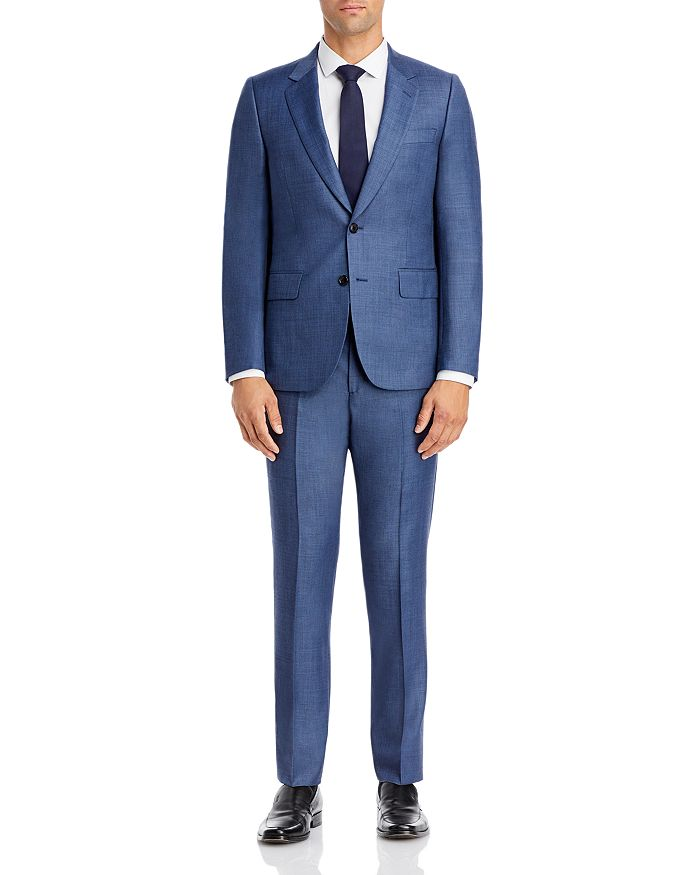 Paul Smith - Soho Sharkskin Extra Slim Fit Suit