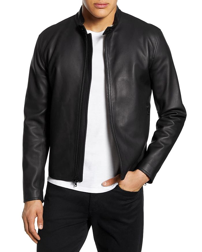 Vince - Classic Leather Jacket