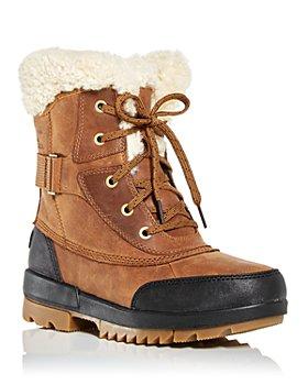 Sorel - Women's Tivoli IV Parc Shearling Waterproof Cold Weather Boots