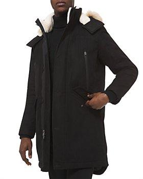 Michael Kors - Heavy Hooded Parka