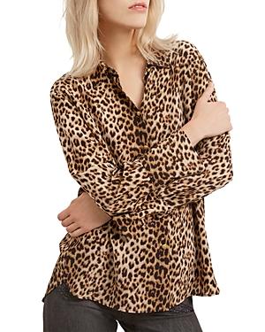 Adriana Silk Crepe Shirt