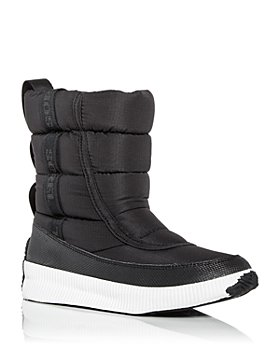 Sorel - Women's Out N About Puffy Waterproof Cold Weather Boots