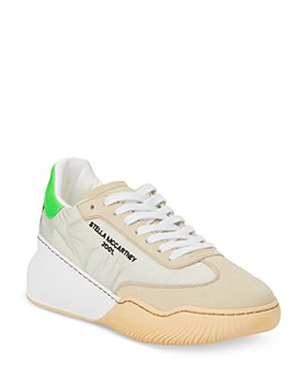 Stella McCartney - Women's Loop Fabric Low-Top Sneakers