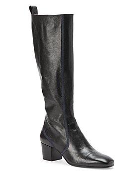 Chloé - Women's Goldee Block Heel Boots