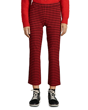 Sanctuary Carnaby Houndstooth Cropped Pants