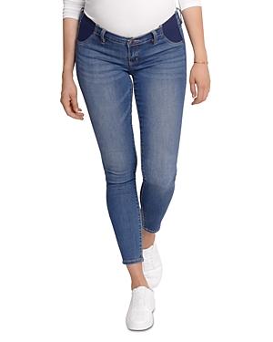 Maternity Skinny Jeans in Medium Wash