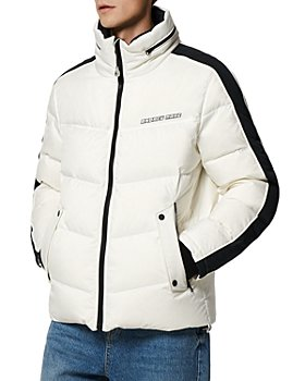 Andrew Marc - Marc Ghost Quilted Glow In The Dark Down Bomber Jacket