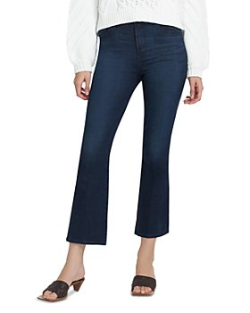 J Brand - Franky Cropped Bootcut Jeans