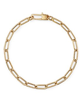 Roberto Coin - 18K Yellow Gold Link Bracelet