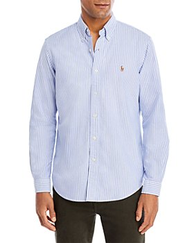 Polo Ralph Lauren - Classic Fit Striped Oxford Shirt