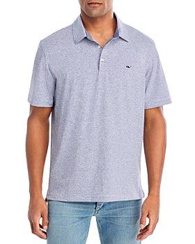 Vineyard Vines - Destin Stripe Sankaty Classic Fit Polo Shirt