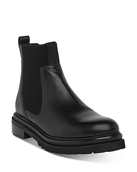 Whistles - Women's Elson Pull On Leather Chelsea Boots
