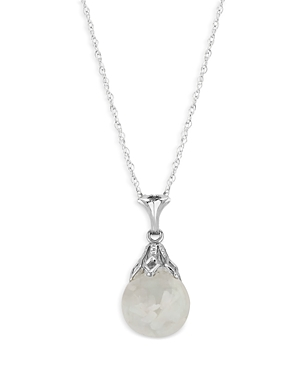 Bloomingdale's Floating Opal Pendant Necklace, 18 - 100% Exclusive