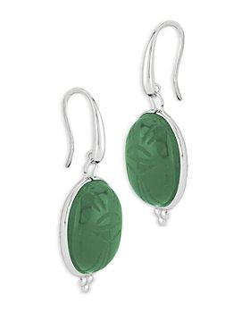 Bloomingdale's - Scarab Bead Drop Earrings - 100% Exclusive