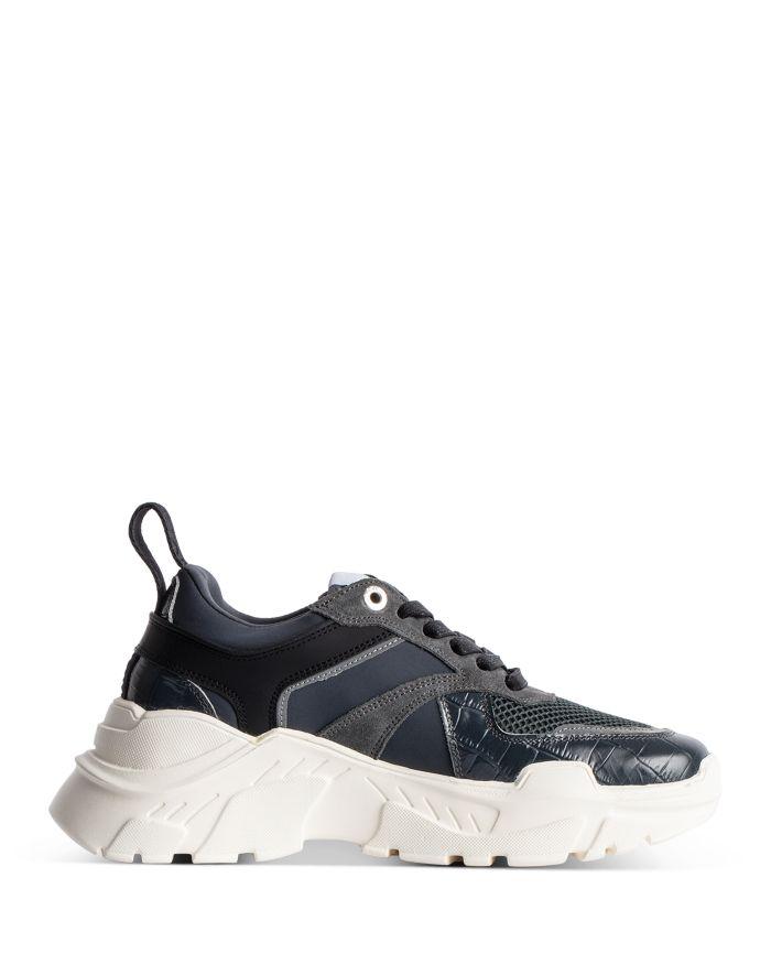 Zadig & Voltaire Women's Future Sneakers     Bloomingdale's