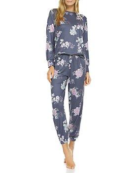 Flora Nikrooz - Hailee Floral Knit Pajama Set