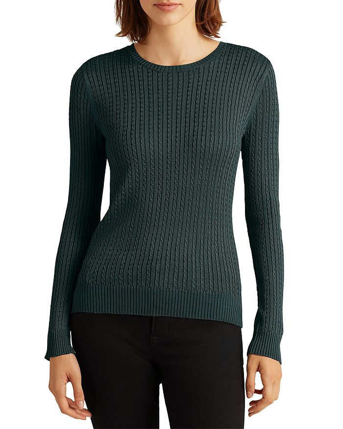 Ralph Lauren - Cable Knit Sweater