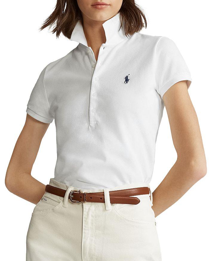 Slim-Fit Stretch Polo Shirt